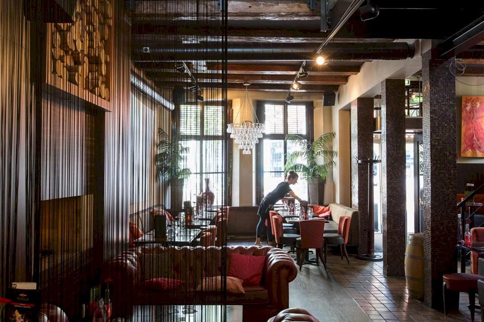 Afbeelding Bar & Restaurant Pavlov - Theaterwijzer