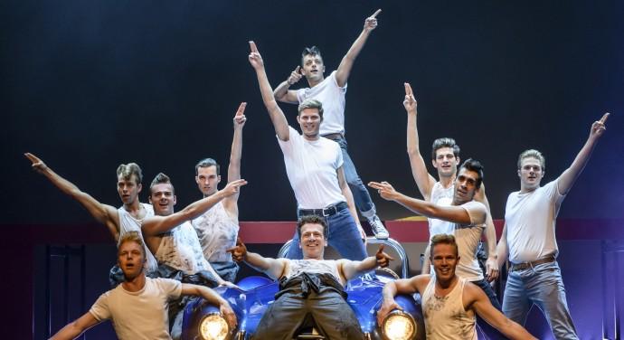Grease voorstelling Theaterwijzers.nl