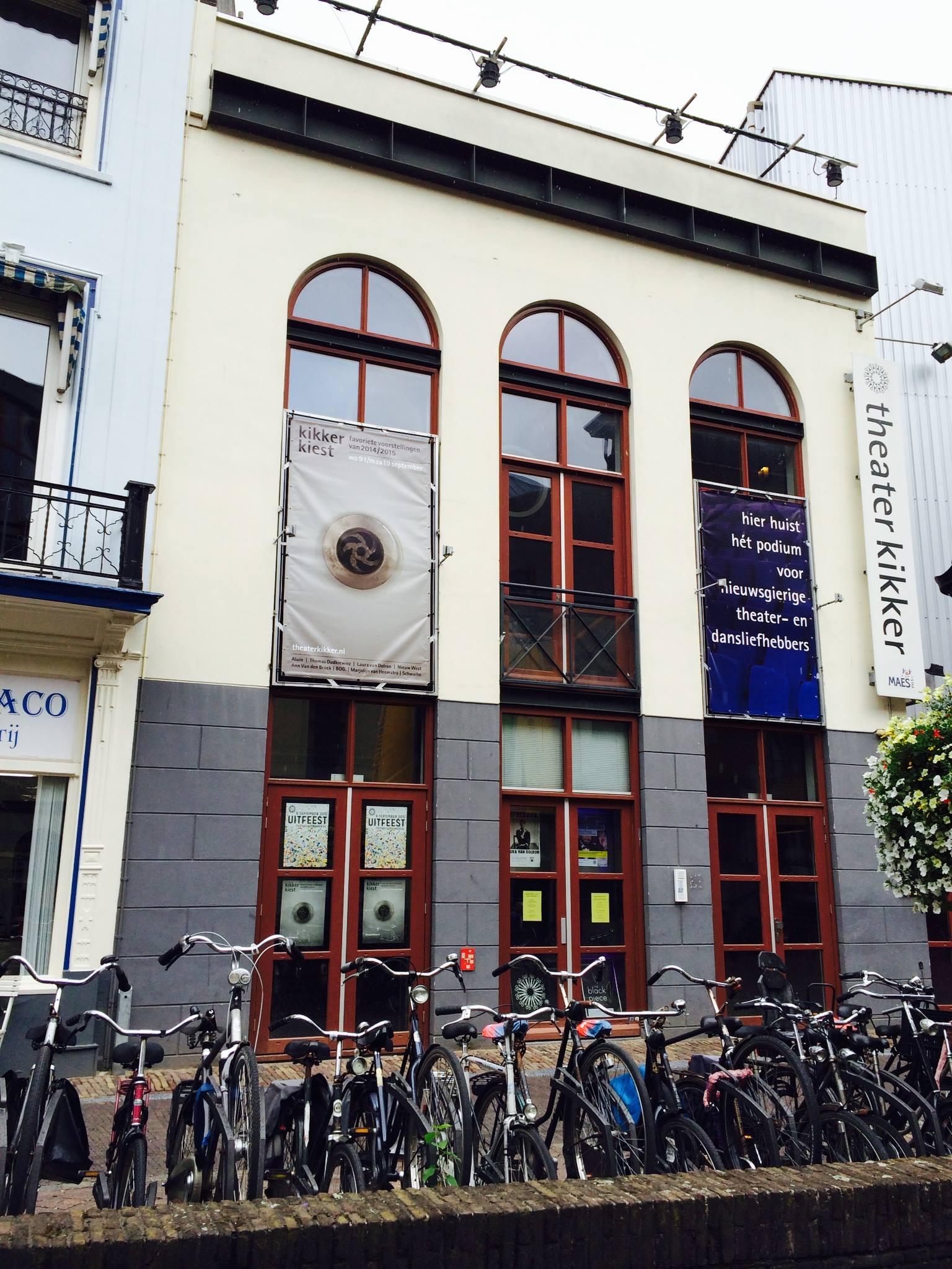 Theater Theater Kikker - Theaterwijzer