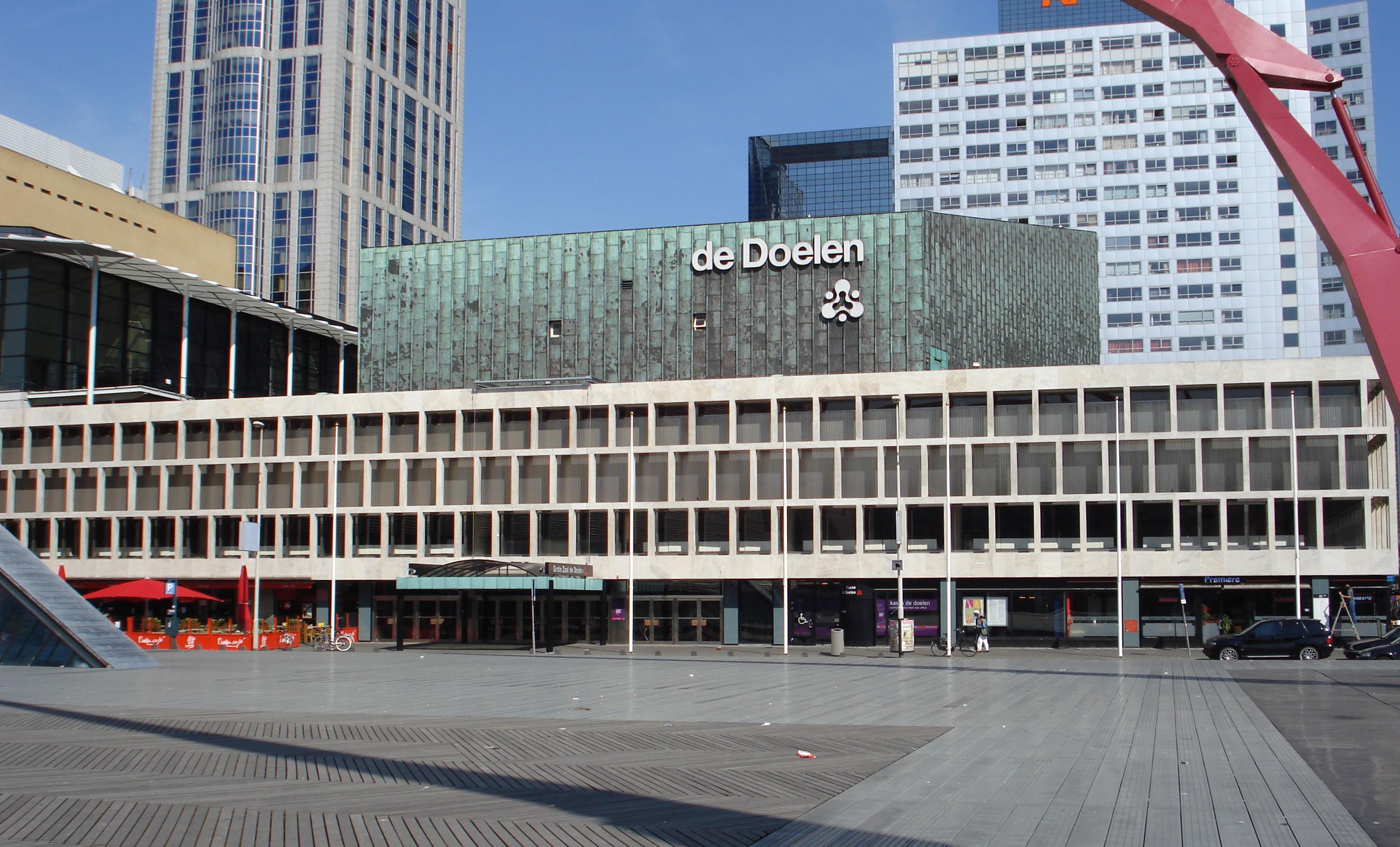 Theater De Doelen - Theaterwijzer