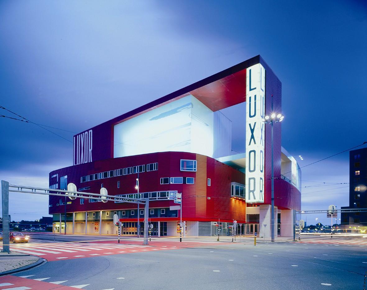 Theater Nieuwe Luxor Theater Rotterdam - Theaterwijzer