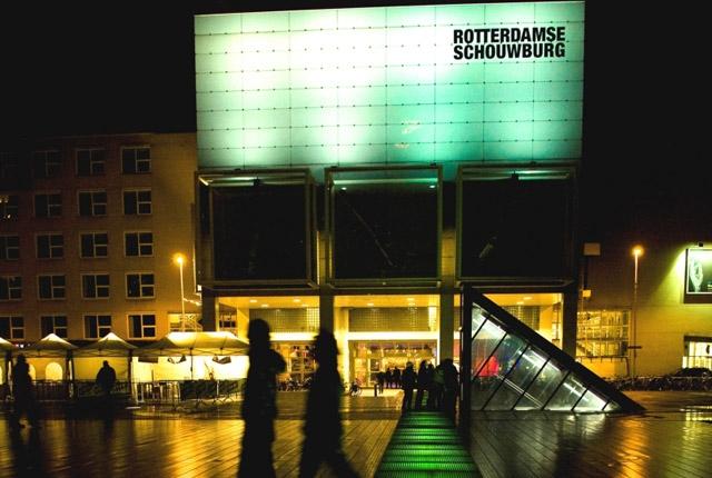 Theater Rotterdamse Schouwburg - Theaterwijzer