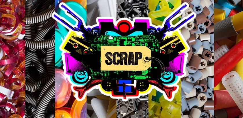 Afbeelding Scrap XL - Theaterwijzer