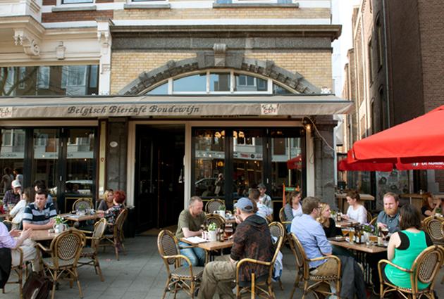 Afbeelding Belgisch Biercafé Boudewijn - Theaterwijzer