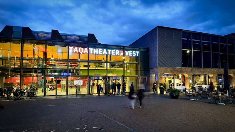 Theater TAQA Theater De Vest - Theaterwijzer