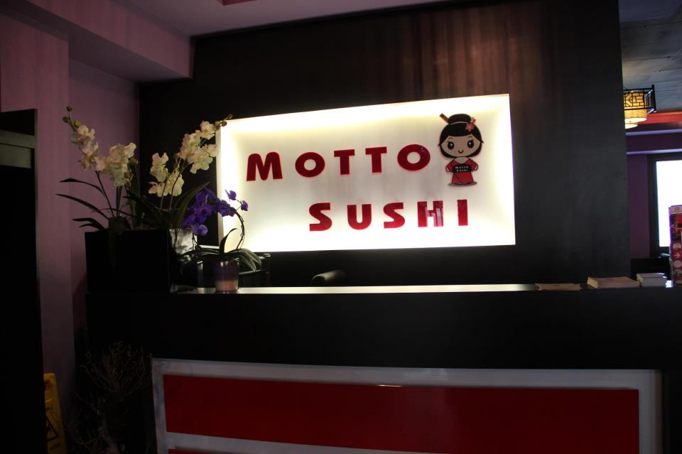 Afbeelding Motto Sushi - Theaterwijzer