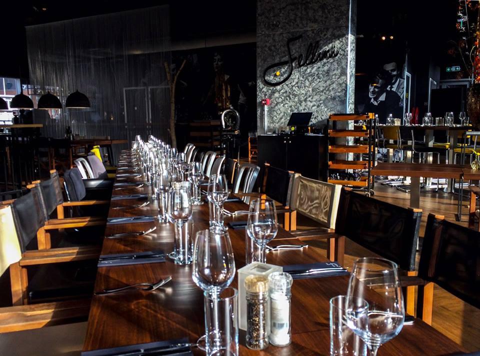 Afbeelding Restaurant Fellini Rotterdam - Theaterwijzer