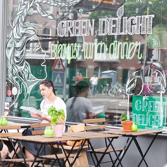 Afbeelding Green Delight - Theaterwijzer