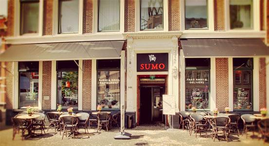 Afbeelding Sumo Den Haag - Herengracht - Theaterwijzer