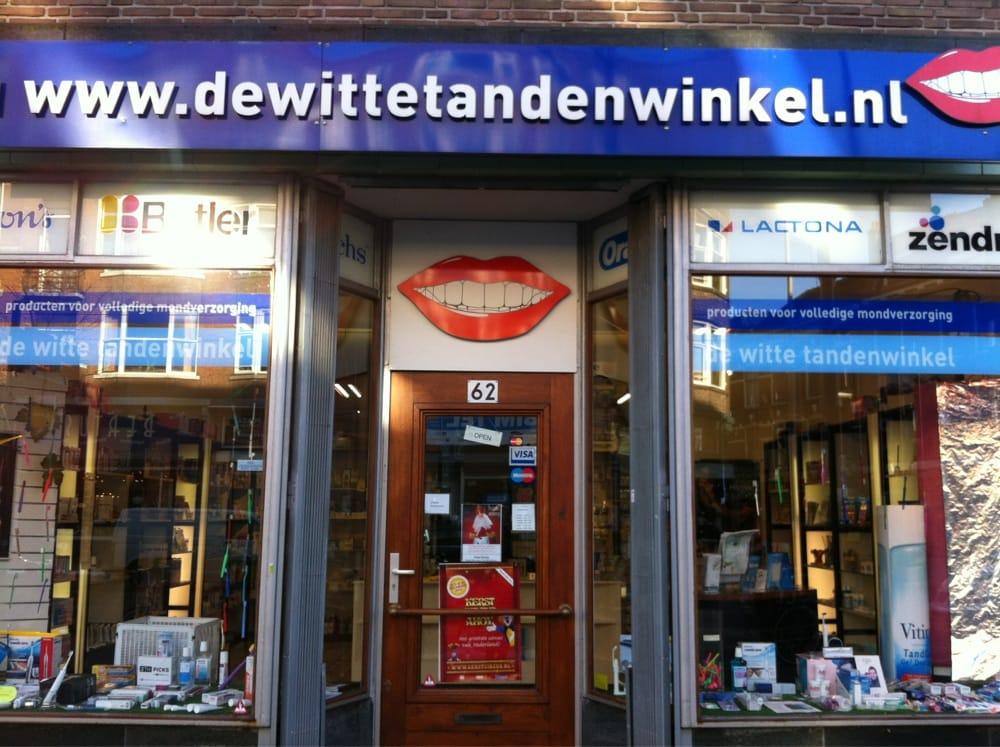Afbeelding De Witte Tandenwinkel - Theaterwijzer