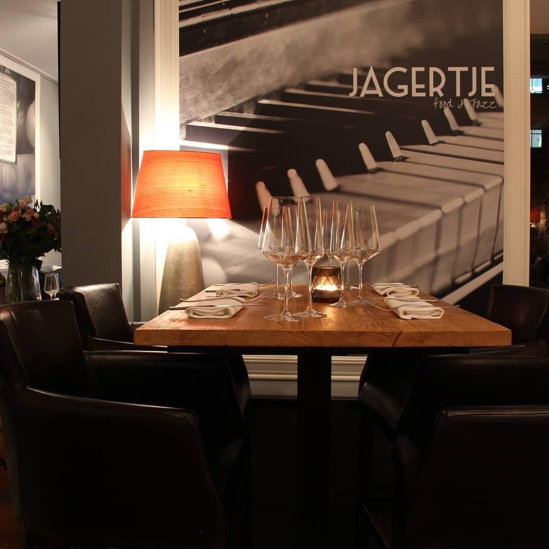 Afbeelding Jagertje - Food & Jazz - Theaterwijzer