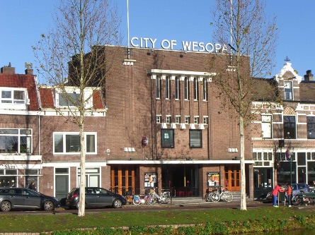 Theater Theater City of Wesopa - Theaterwijzer