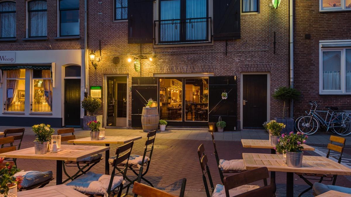 Afbeelding Café Restaurant Aaltje - Theaterwijzer