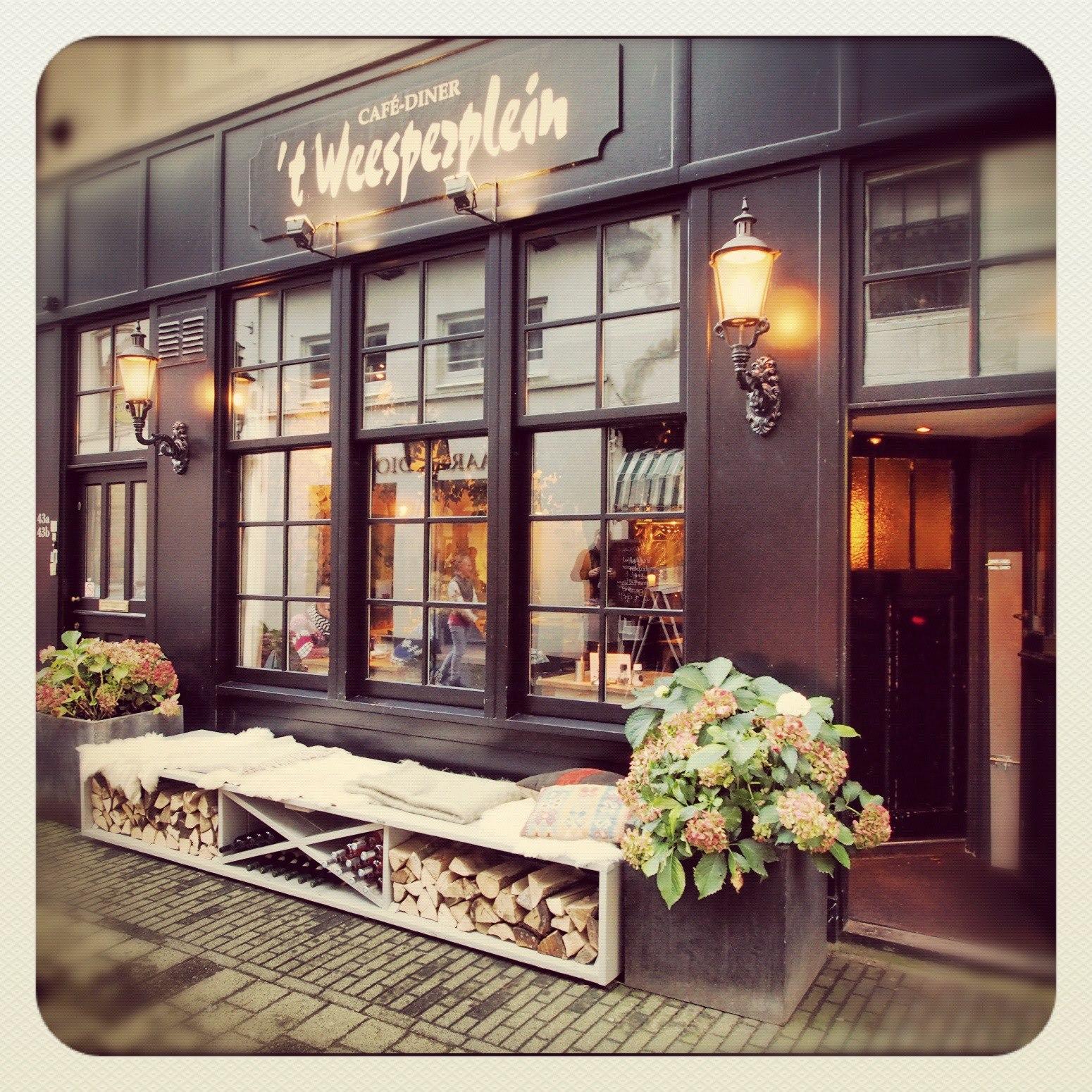 Afbeelding Café-diner 't Weesperplein - Theaterwijzer